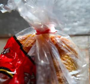 The little plastic bread clip