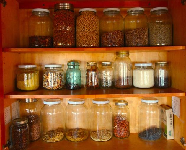 Zero Waste Kitchen Tips photo © Liesl Clark