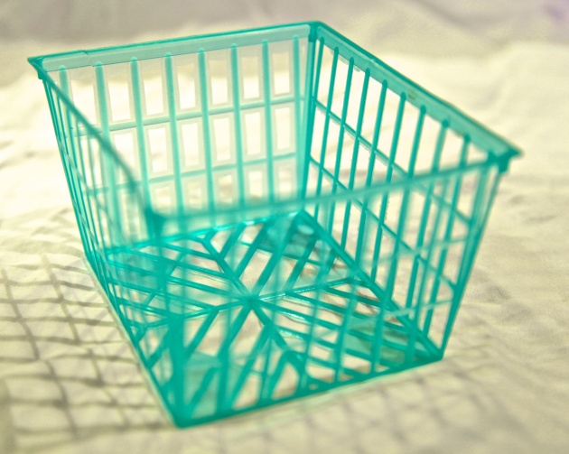 Plastic Mesh Produce Basket