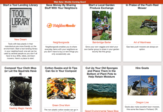 Click Through for Great Zero Waste Gardening Tips at Trash Backwards
