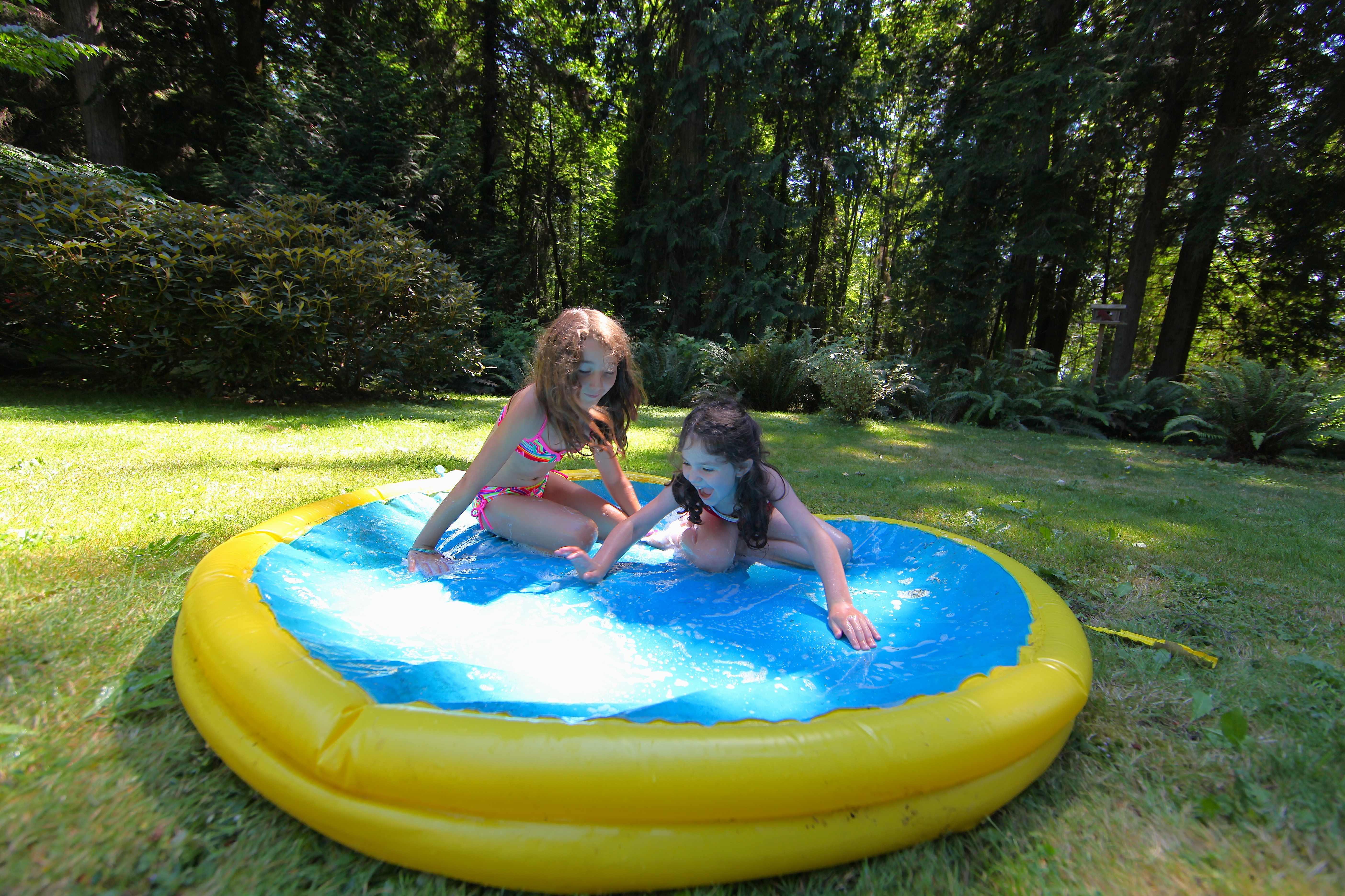 8 Plastic Kiddie Pool Reuses Pioneering The Simple Life