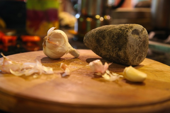 Garlic Crushing Pestle.jpg Photo © Liesl Clark