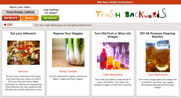 Click Through to Find More Great Things to do With Your Food Scraps at Trash Backwards