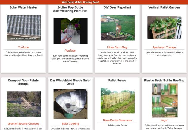 Click Through for Farm and Garden Reuse Ideas at Trash Backwards