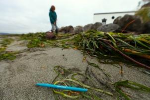 Circumnavigating An Island's Shores Bring New Light to Single Use Plastics, Photo © Liesl Clark