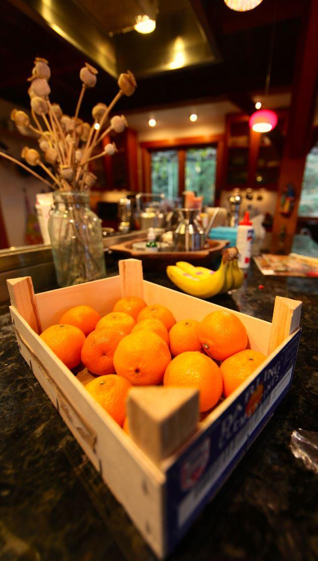 Clementine Boxes Have Huge Potential, Photo © Liesl Clark