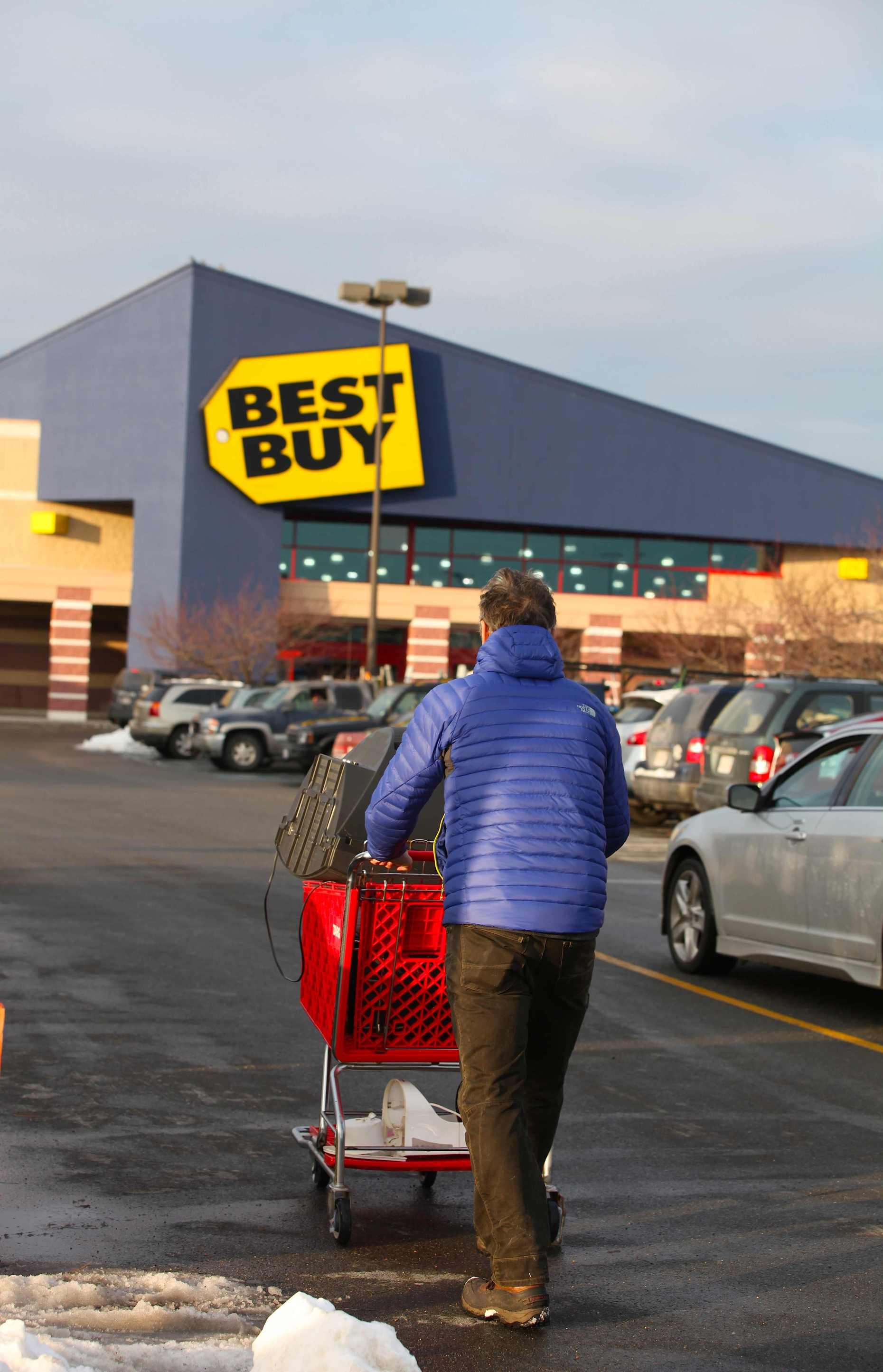 You Can Recycle 3 Electronic Items Per Visit to Best Buy