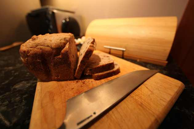The Bread Box. An Innovative Idea Rescued From the Past. Photo © Liesl Clark