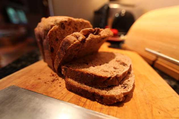 Homemade Bread Stays Fresh For 2 Weeks in the Bread Box. Photo © Liesl Clark