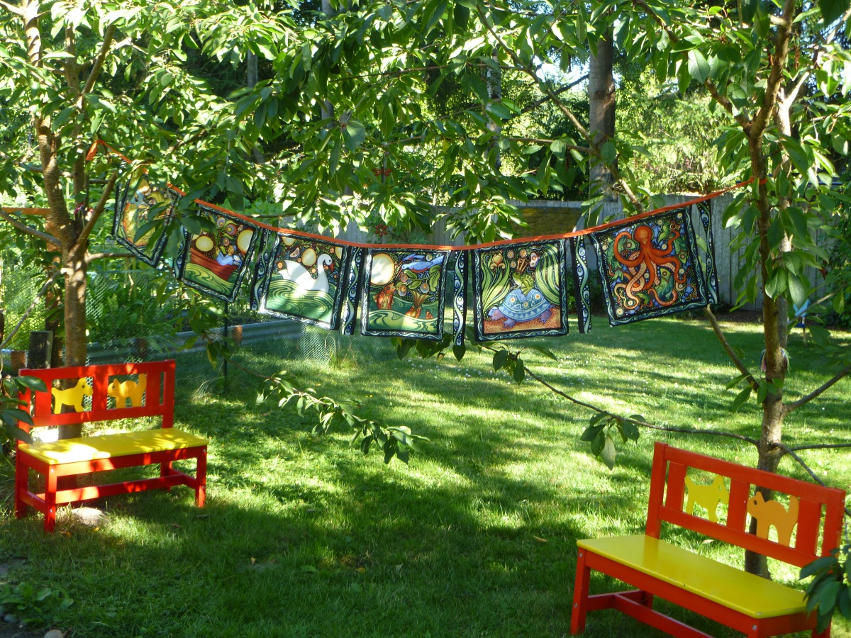 40 Ideas For An Upcycled Summer Party Trash Backwards Blog