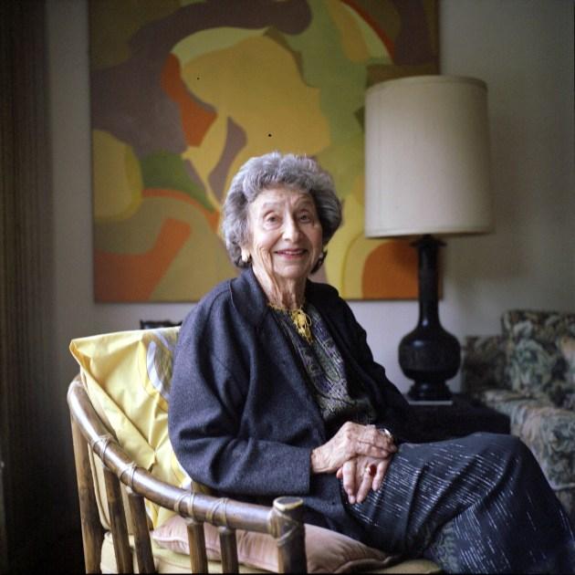 Grandma Inge © Rebecca Rockefeller