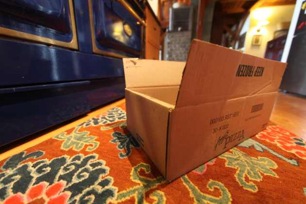 Have clutter troubles? Think inside the box. Photo © Liesl Clark