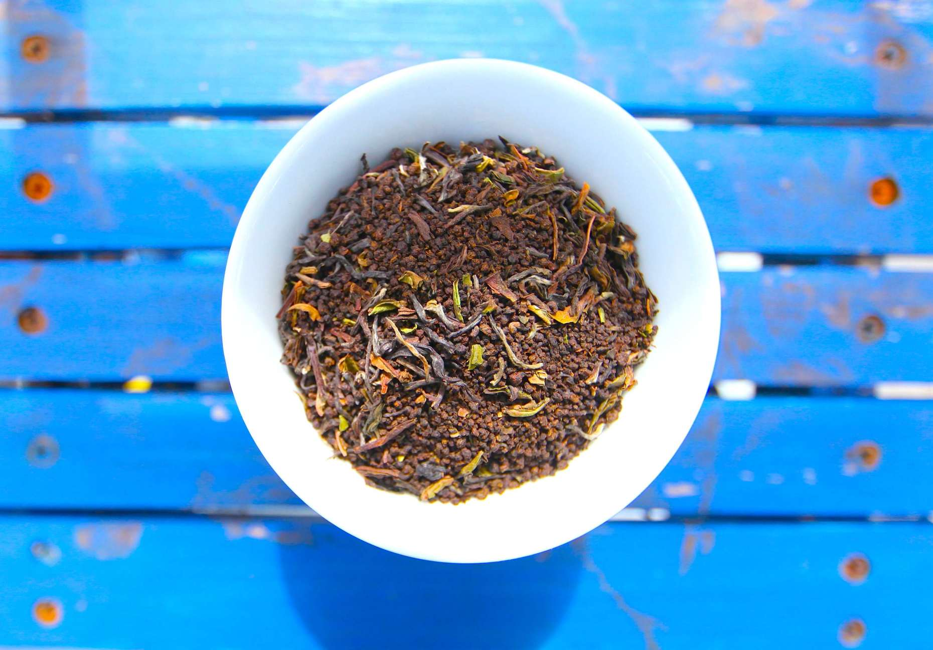The Many Uses for Tea Leaves. Photo © Liesl Clark