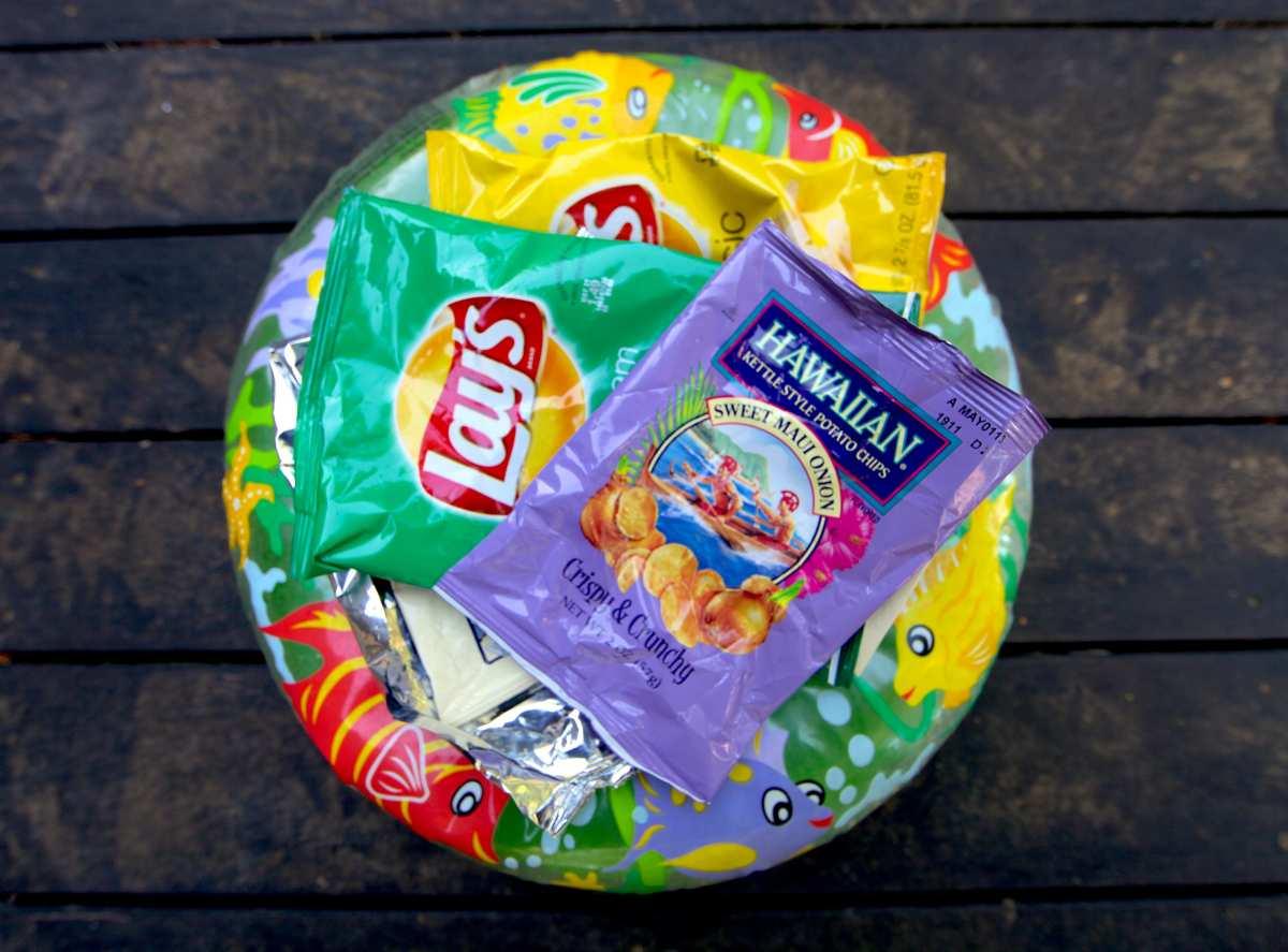25 Snack Hack Chip Bag Reuses Trash Backwards Blog