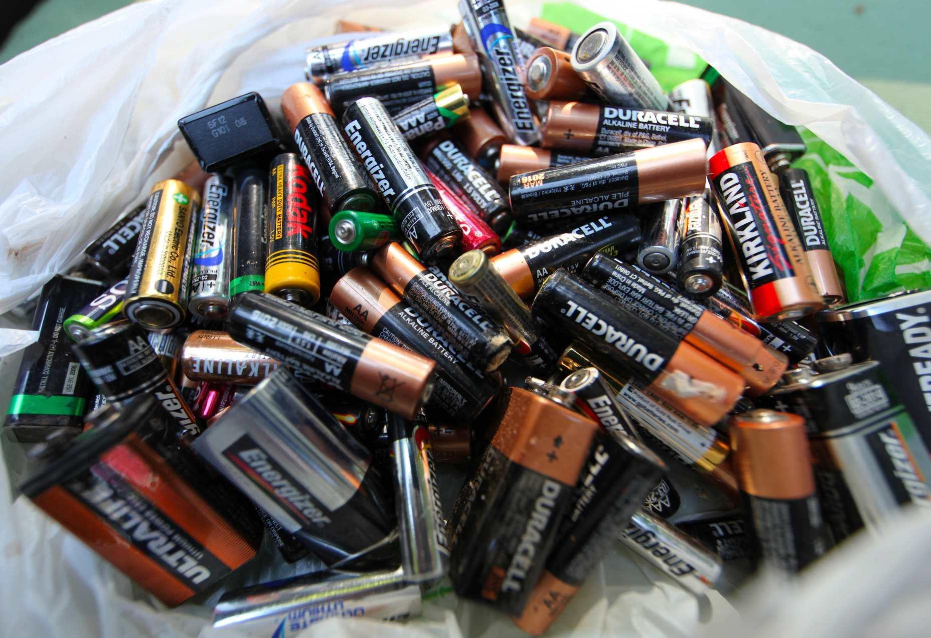 Batteries © Liesl Clark