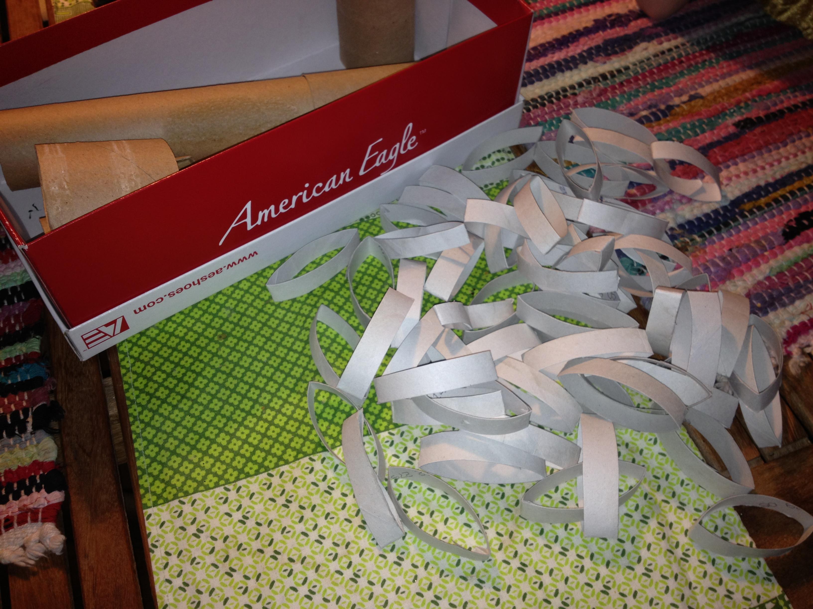 Toilet Paper Roll Flowers Trash Backwards Blog