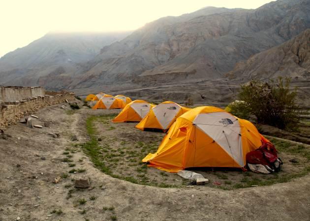Trekking in Nepal. Photo © Liesl Clark