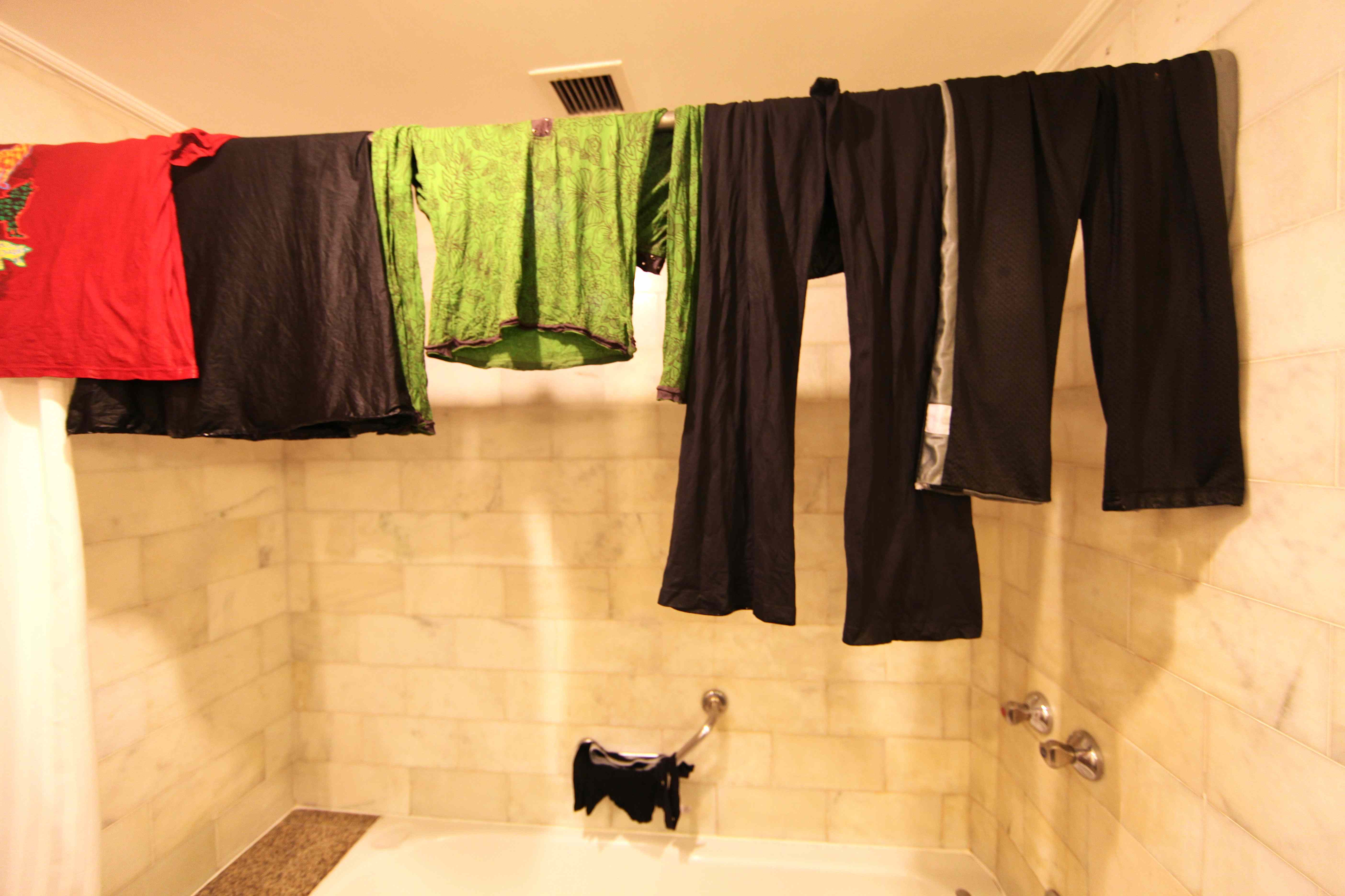 How To Wash Clothes In A Bathtub Pioneering The Simple Life