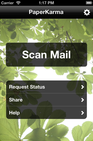 PaperKarma, a free app that'll reduce your junk mail for you.