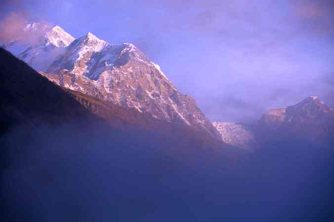 A Journey Beneath Dhaulagiri. Photo © Liesl Clark