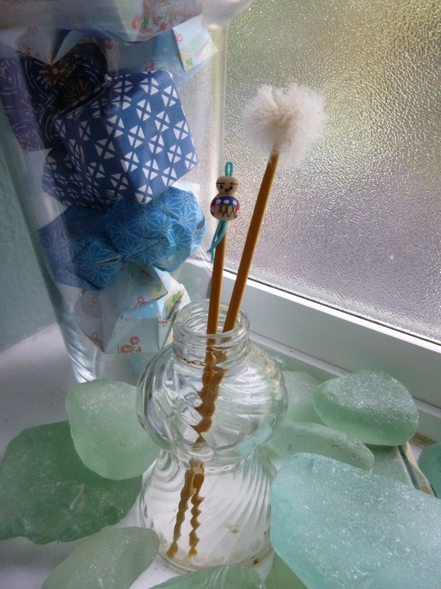 Bamboo Mimikaki Ear Spoon Set