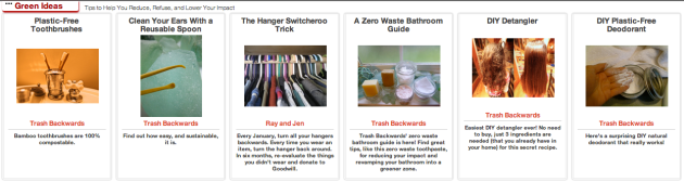 Click Through for DIY Ideas for Your Bed and Bath at Trash Backwards.